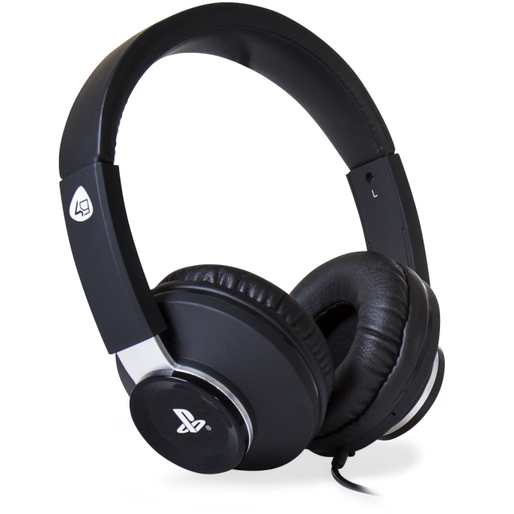 Image of 4Gamers PRO4-60 Stereo Gaming Headset (Zwart) PS4
