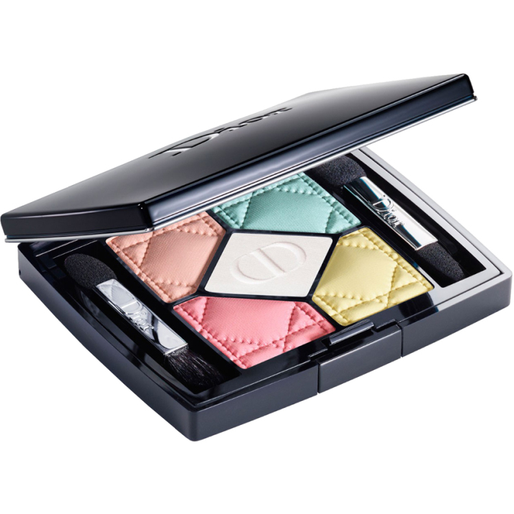 Image of 5 Couleurs Oogschaduw 676 Candy Choc