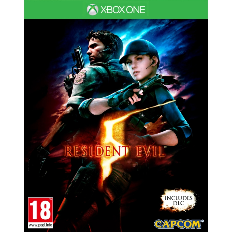 Image of Capcom Resident Evil 5 (Remastered) Xbox One