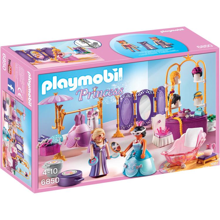 Playmobil Princess Koninklijke dressing en schoonheidssalon