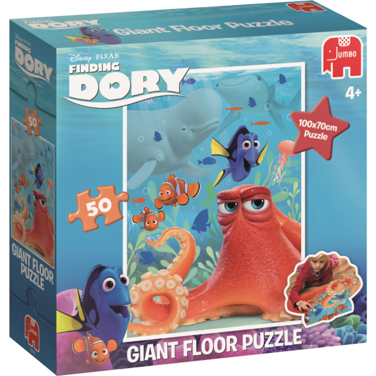 Image of Bodenpuzzle Finding Dory