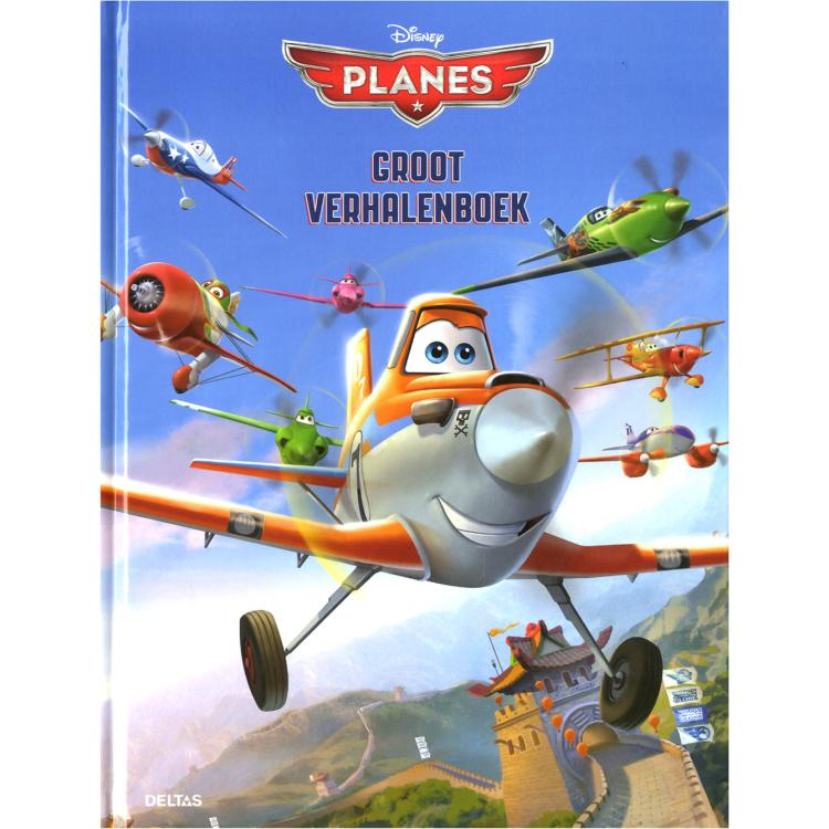Image of Disney groot verhalenboek Planes