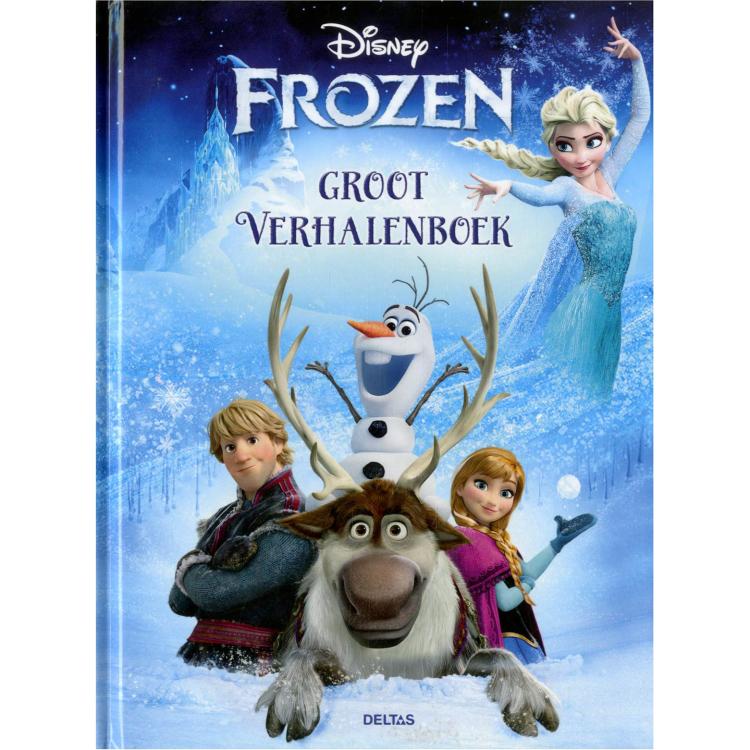 Image of Disney Frozen - Groot Verhalenboek