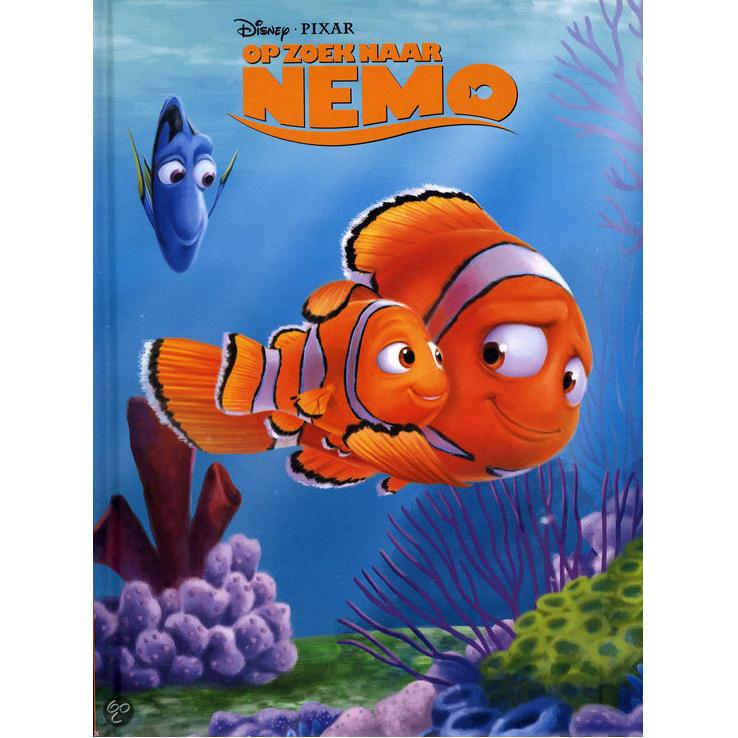 Image of Disney Op Zoek Naar Nemo