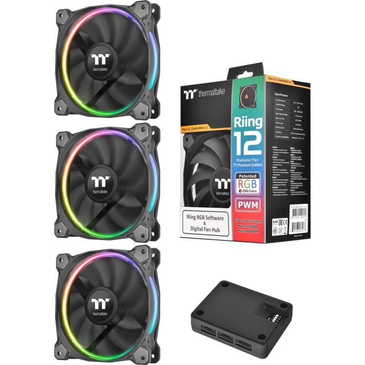 Riing 12 RGB Premium