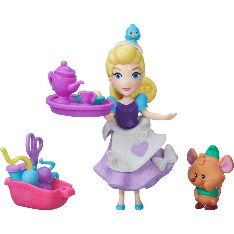 Mini Princess En Vriendje: Assepoester