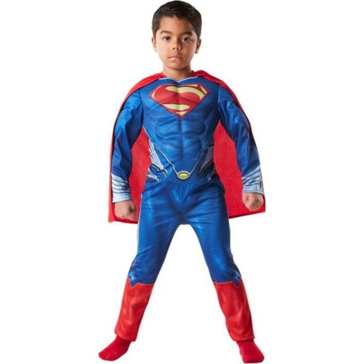 Image of Superman Verkleedset, 3 Tot 4 Jaar