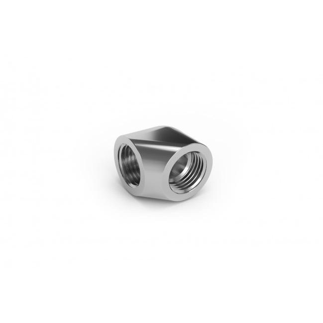 Productafbeelding voor 'EK-AF Angled 90° 2F G1/4 - Nickel'