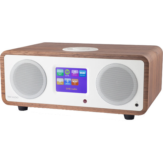 Tiny Audio Stereo DAB+