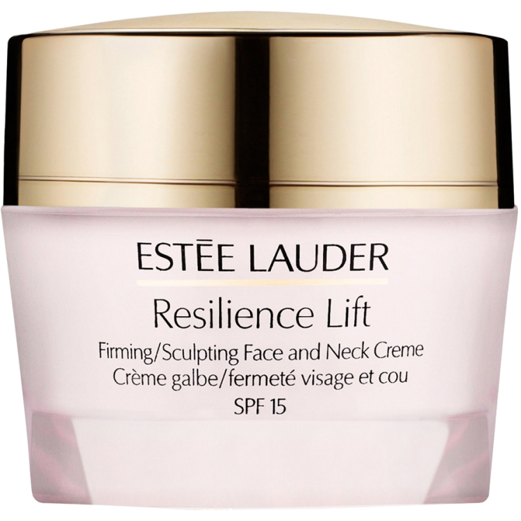 Estee Lauder Resilience Lift Face And Neck Cream Dry Skin Spf15 50ml