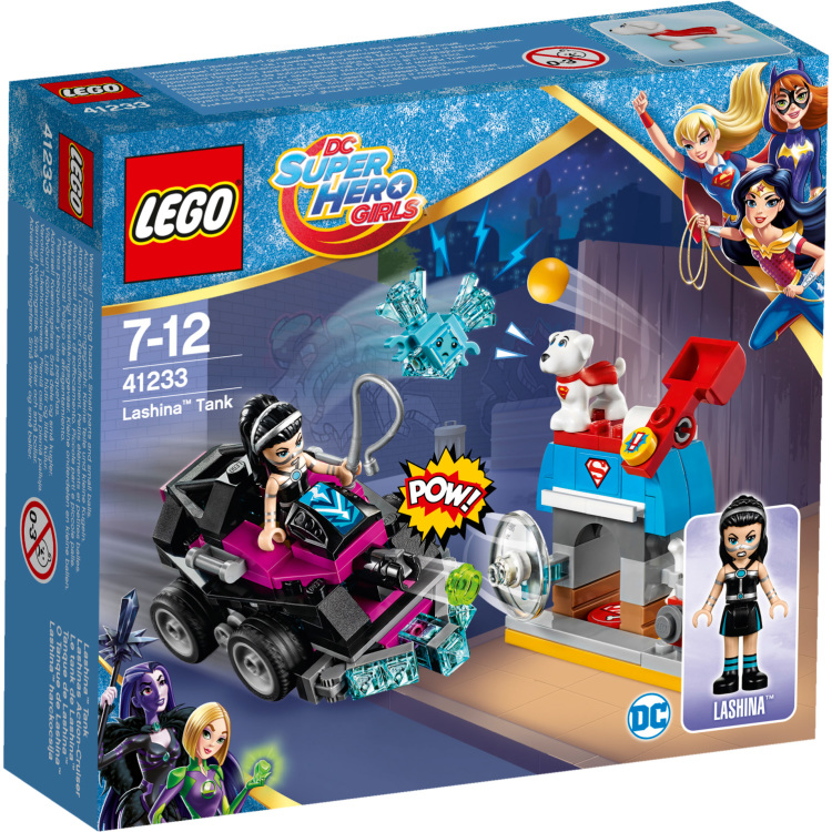 Lego Super Heroes Girls Vehicle 2 (41233)