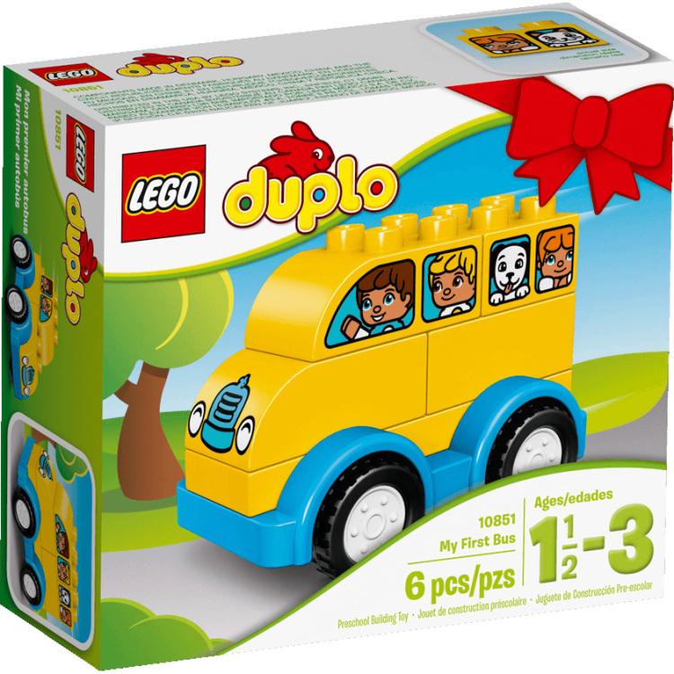 DUPLO - Mijn eerste bus