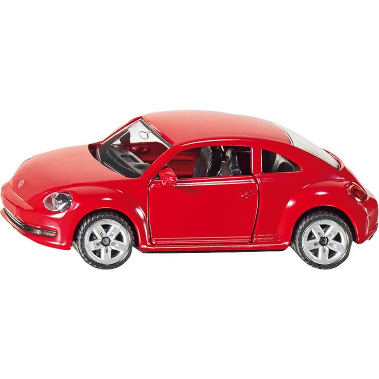 Siku VW The Beetle - Rood