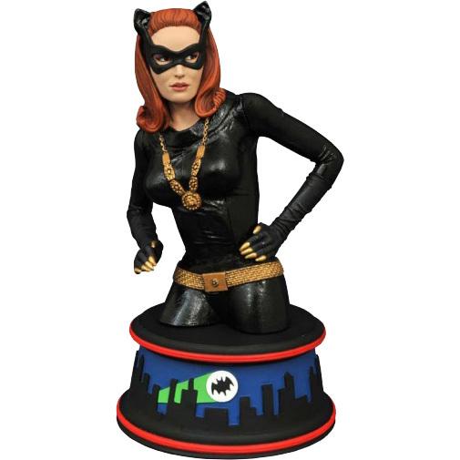 Image of DC Comics: Batman 1966 - Catwoman Bust