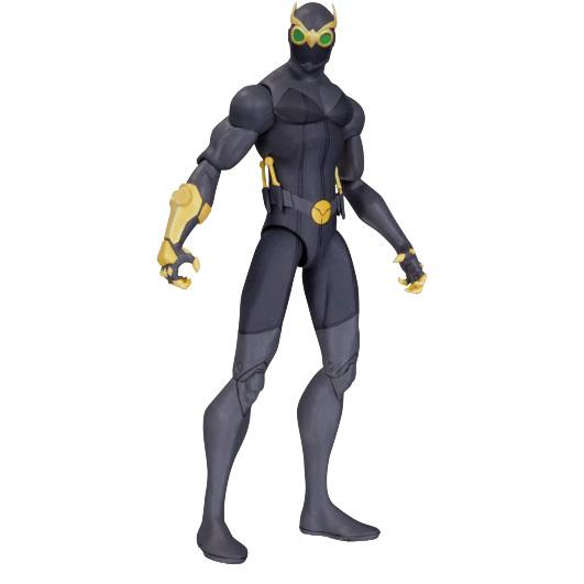 Image of DC Comics Animated Batman Vs Robin Ninja