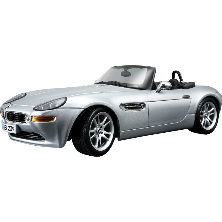 Image of BMW Z8 1:18 zilver