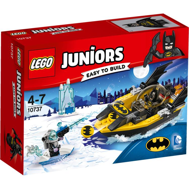 Batman vs Mr. Freeze Lego (10737)