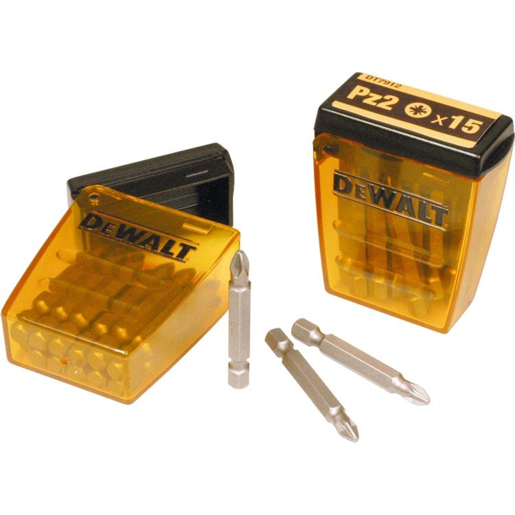 Tic Tac Box PZ2 Bit Set