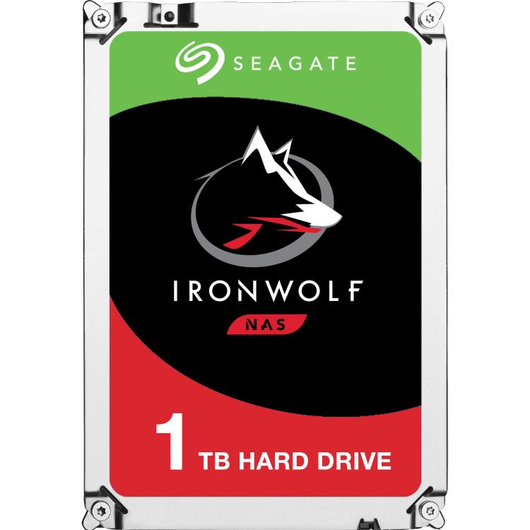 Productafbeelding voor 'IronWolf, 1 TB'