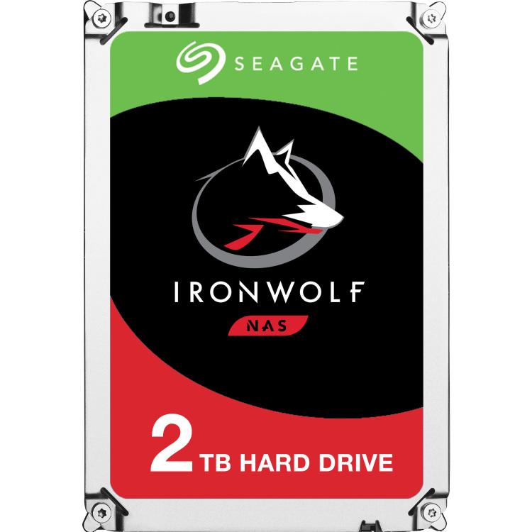 Productafbeelding voor 'IronWolf, 2 TB'