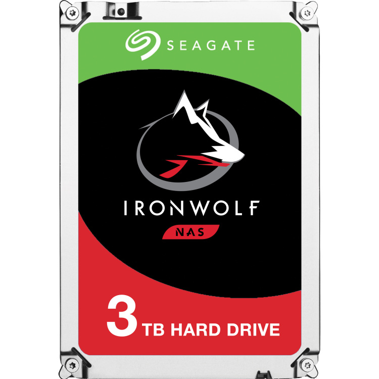 Productafbeelding voor 'IronWolf, 3 TB'
