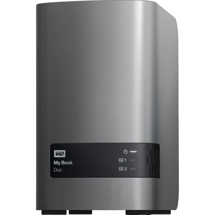 Western Digital My Book Duo 12TB - Desktop harde schijf