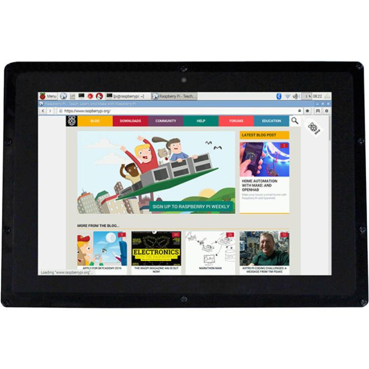 Raspberry Pi 10 Touchscreen IPS
