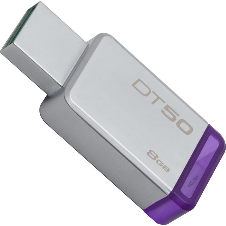Productafbeelding voor 'DataTraveler 50, 8 GB'