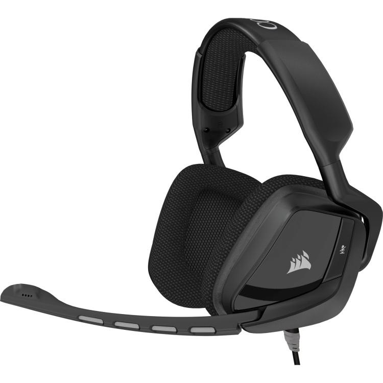 Corsair Corsair Gaming VOID Surround Carbon Hybrid Stereo Gaming Headset (CA-9011146-EU)