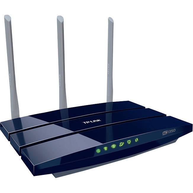 Productafbeelding voor 'Archer C58, AC1350 Draadloze Dual Band Router'