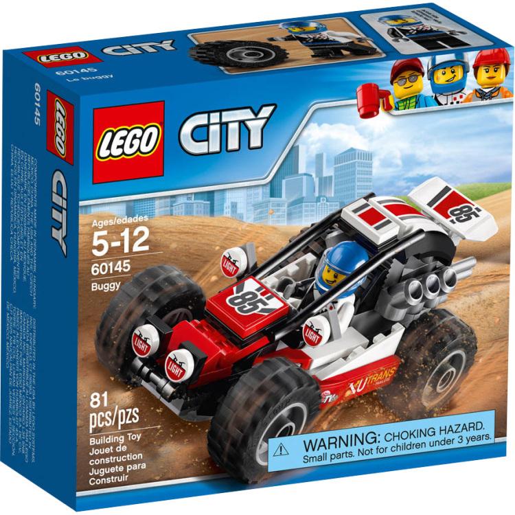 Lego City Great Vehicles (60145)