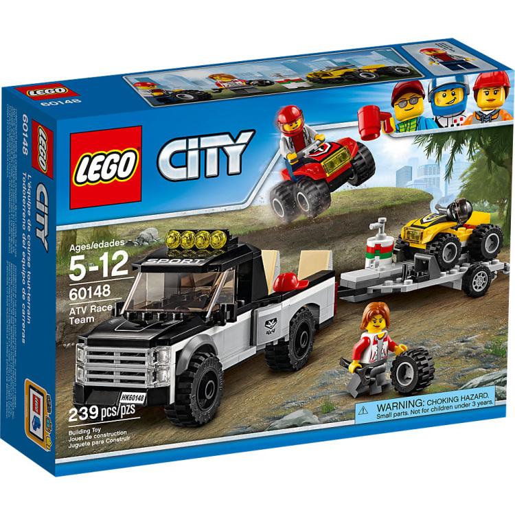 ATV raceteam Lego (60148)