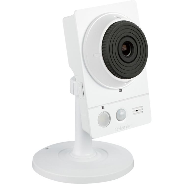 D-Link DCS-2136L Wireless HD IP Camera met Kleuren Night Vision