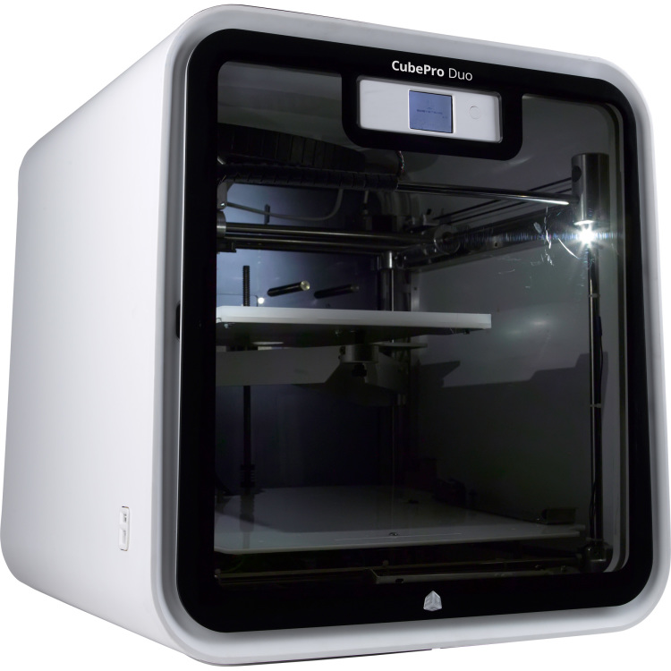 3D SYSTEMS CubePro Duo 3D Printer (401734)