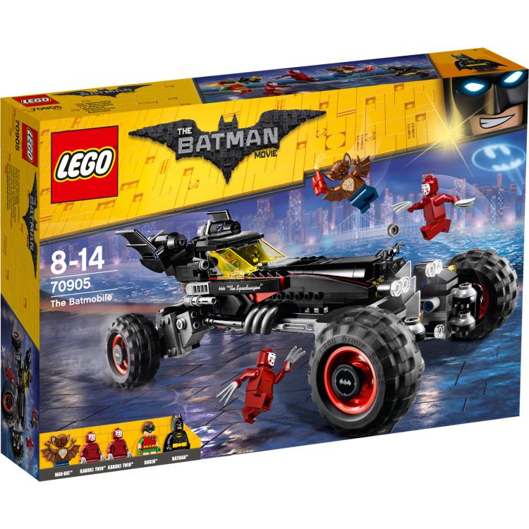 Lego Batman Movie (70905)