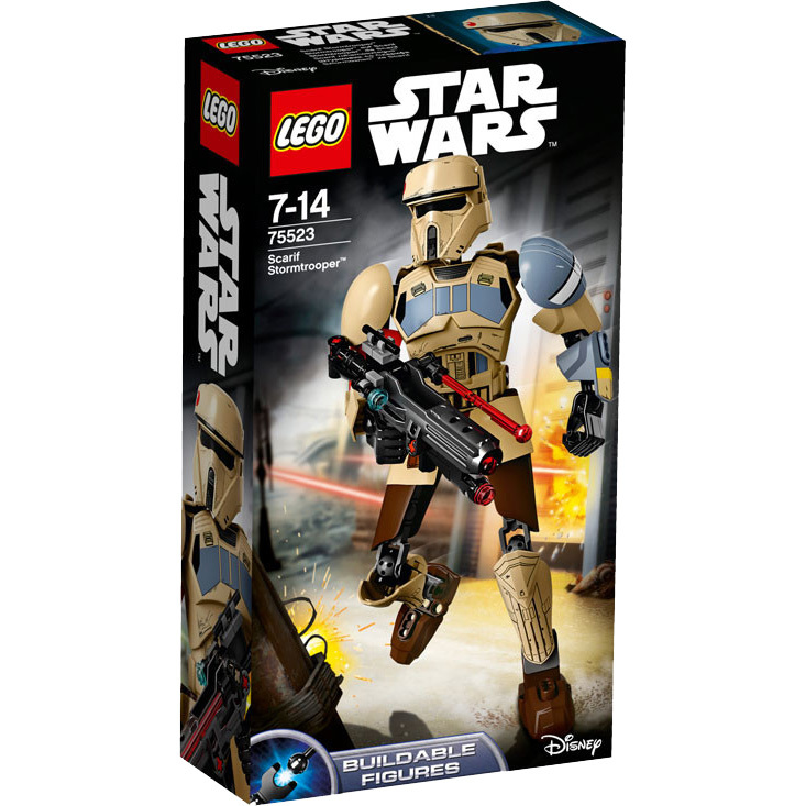 Lego Star Wars Constraction (75523)