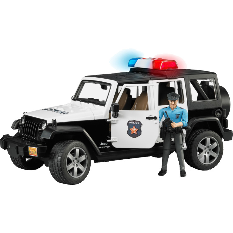 Image of BRUDER 02526 1:16 Preassembled SUV landvoertuig model