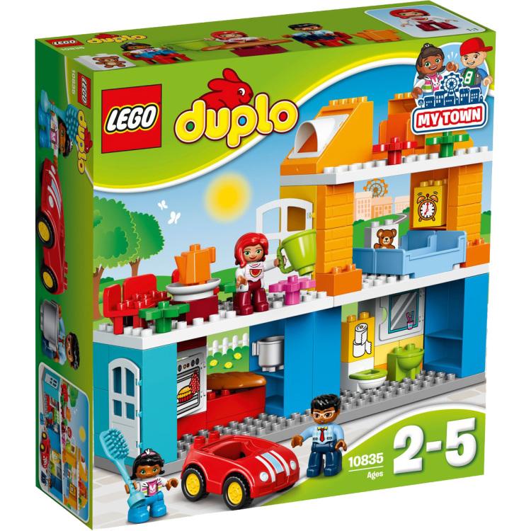 Familiehuis Lego Duplo (10835)