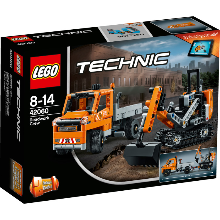 Wegenbouwploeg Lego (42060)