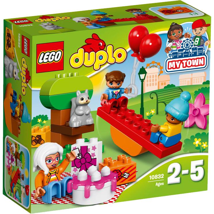 DUPLO - Verjaardagspicknick