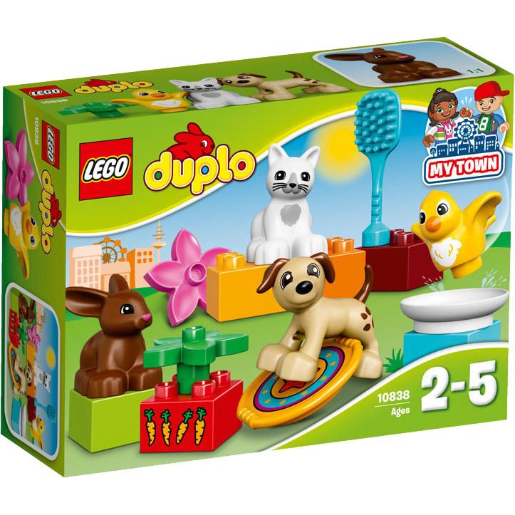 Huisdieren Lego Duplo (10838)