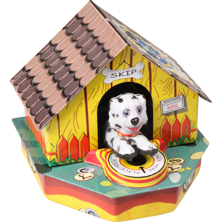Image of Coin Bank - Dog