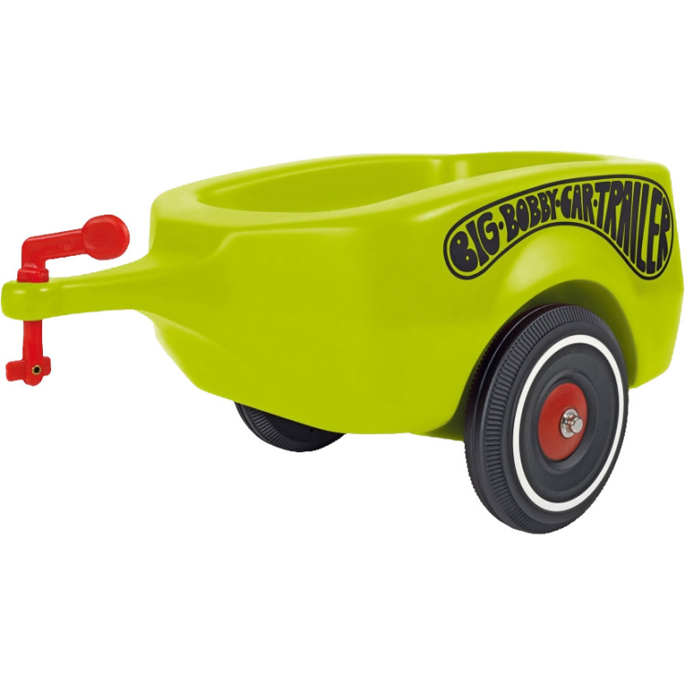 BIG Bobby Car trailer groen