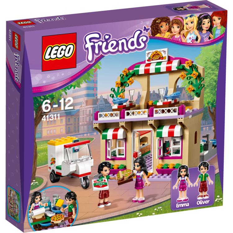 Heartlake pizzeria Lego (41311)