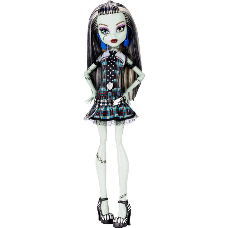 Monster high - original collection, frankie
