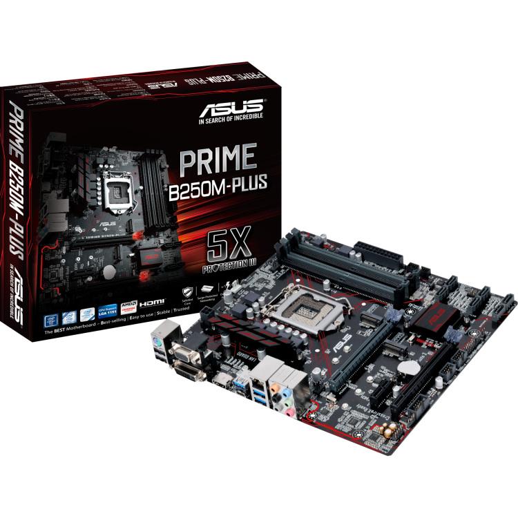 PRIME B250M-PLUS B250
