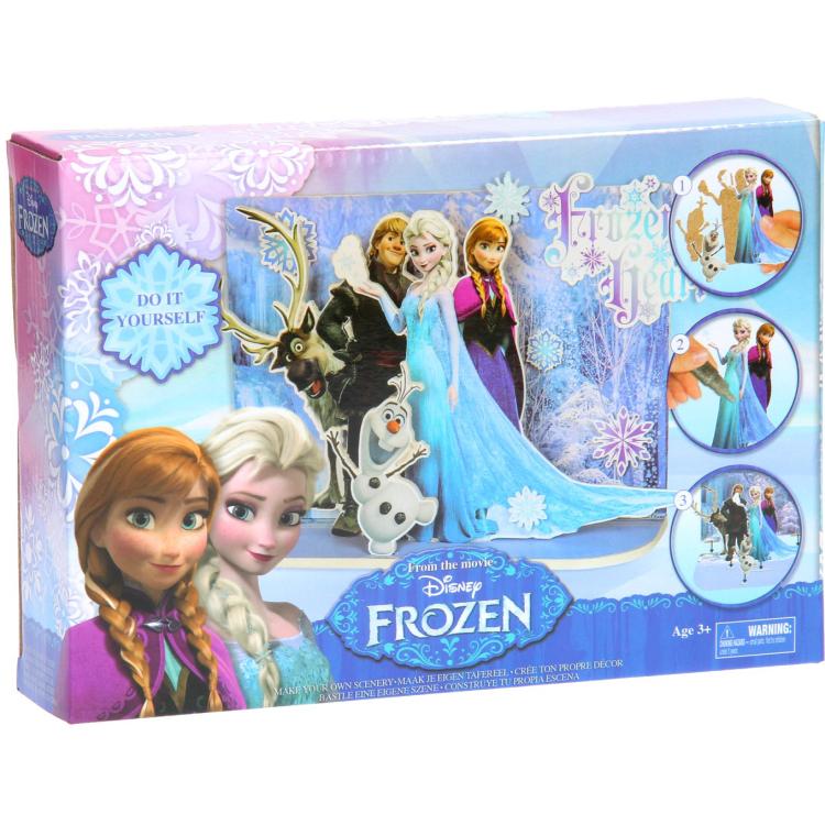 Image of Disney Frozen 3D Landschap