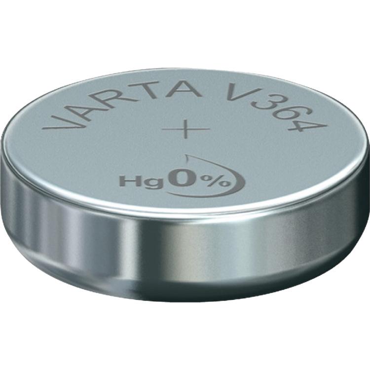 Varta Zilveroxide Batterij SR60, 1.55 V