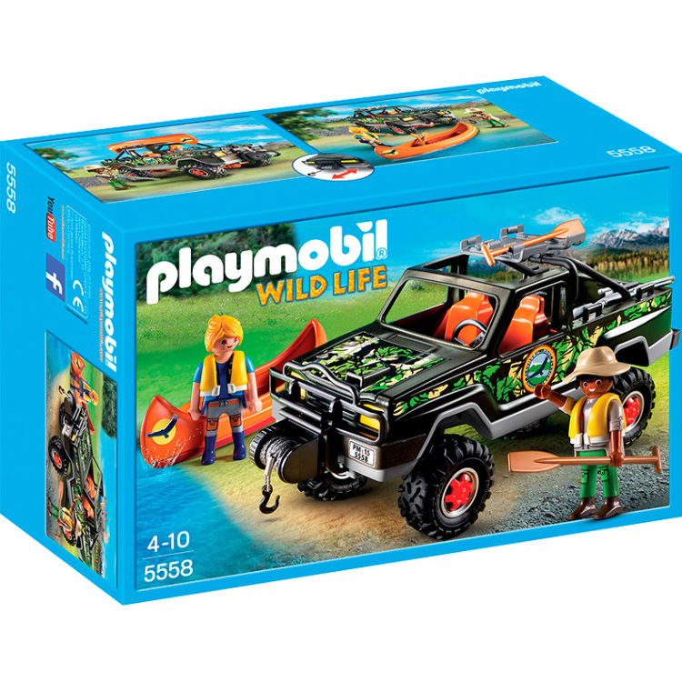 5558 Playmobil Pickup