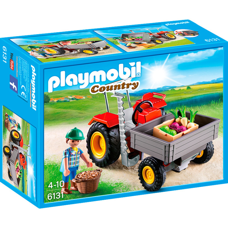 Playmobil Country tractor 6131